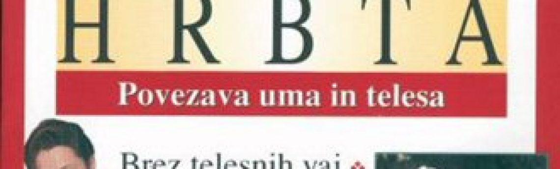 Četrtek, 28. 9. 20117 ob 18.30 – Ozdravimo bolečine hrbta – Miran Šubelj Sagmaister