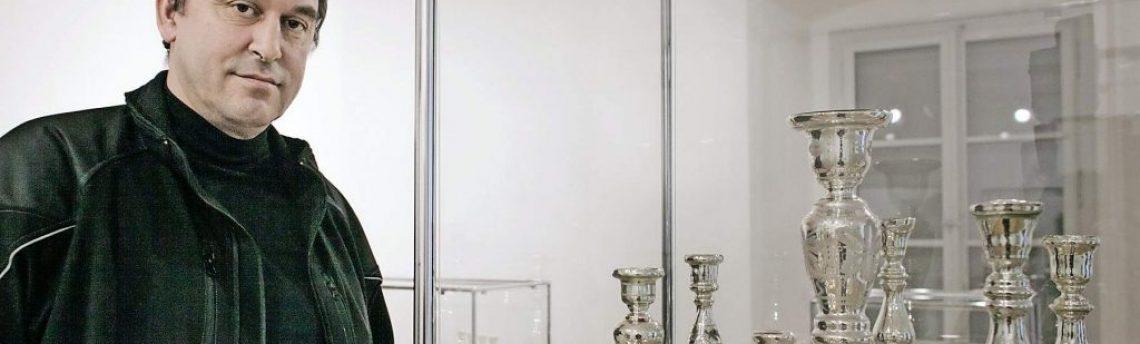 Torek, 27. 2. ob 18.30 – Jože Rataj – Steklo in steklarne v naših krajih