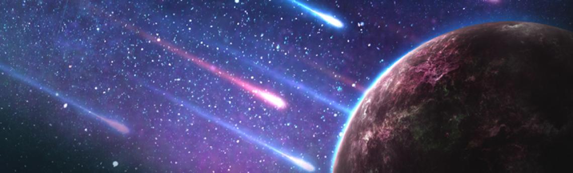 Torek, 16. 1. ob 18.30 – Iztok Grilc – Kometi in meteoriti – predavanje