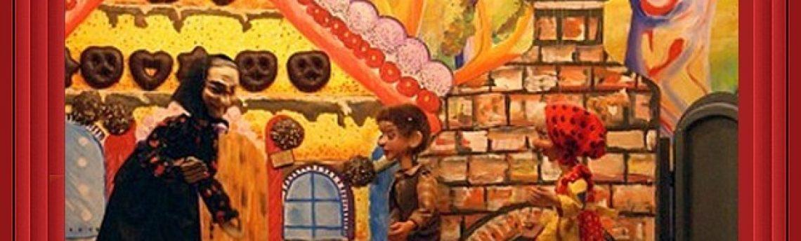 Četrtek, 1. 2. ob 17.00 – Otroški lutkovni abonma Janko in Metka – Marionetno gledališče Jurček iz Hrastnika