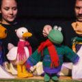 Četrtek, 12. 12. ob 17.00 - Žabec pozimi - Gledališče Frufru - lutkovni abonma