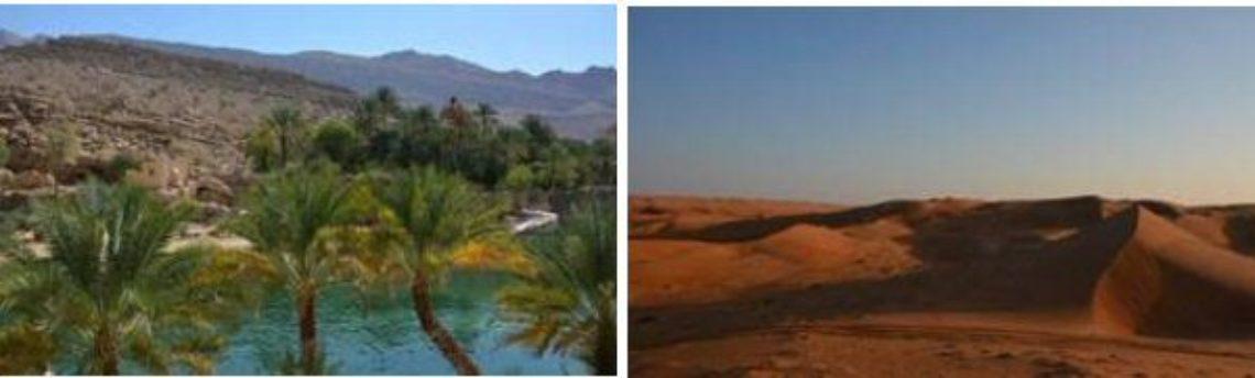 Torek, 28. 1. ob 18.30 – Andreja Avberšek – Oman in ZAE – potopisno predavanje