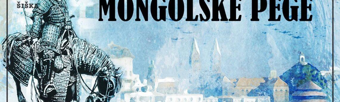 Ponedeljek,14. 12. ob 19.00 – Predstavitev knjige Mongolske pege – Zoran Predin (na daljavo)