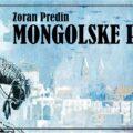 Ponedeljek,14. 12. ob 19.00 - Predstavitev knjige Mongolske pege - Zoran Predin (na daljavo)