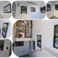Medija od izvira do izliva v Savo - KD Svoboda Kisovec, skupina FOT.KI - razstava pred Knjižnico Kisovec