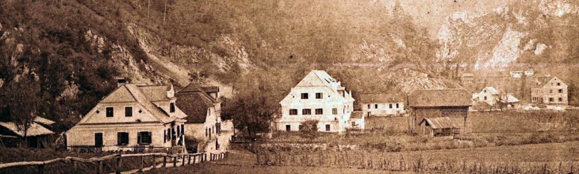 Razstava starih razglednic in slik Zagorja in okolice – na stopnišču Knjižnice Kisovec od 1. 10. dalje